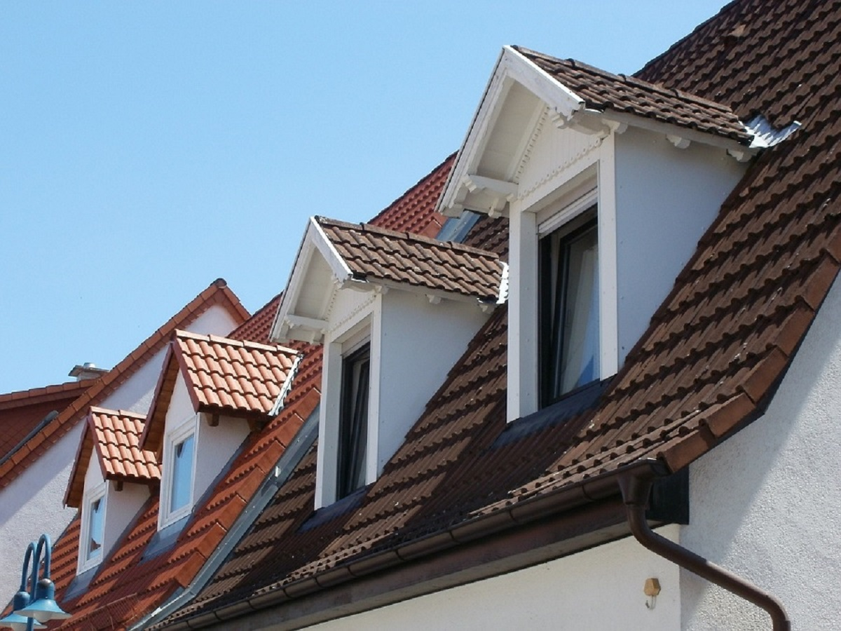 Gabled or dormer windows Renew Home Window Design To Give An Up-To-Date Look To Your Home