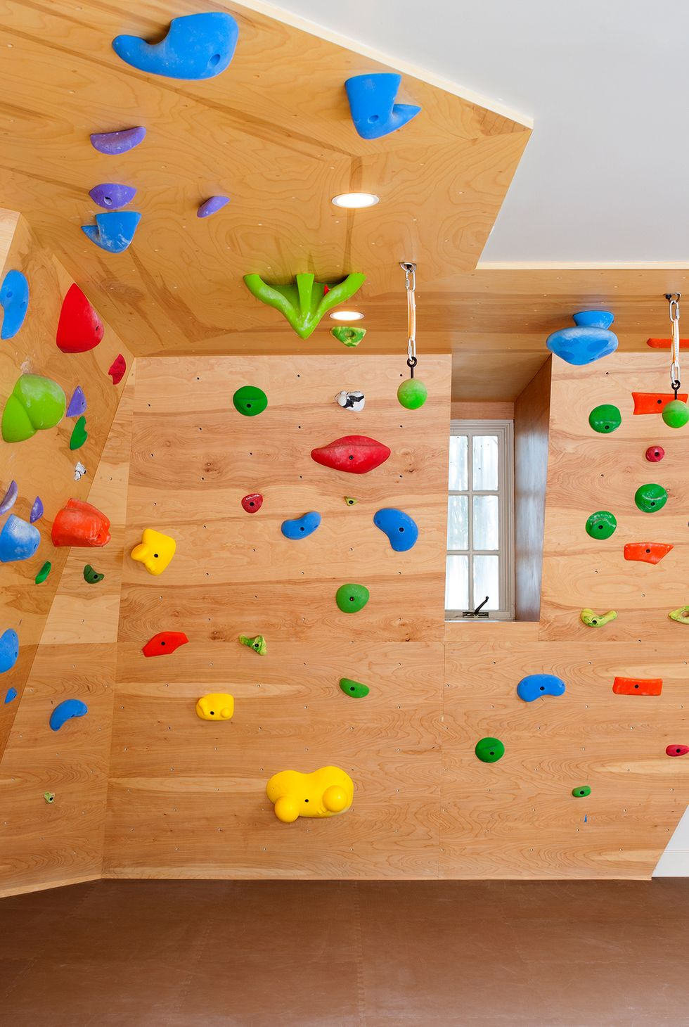Home rock-climbing wall Ultimate Home Gym Ideas To Keep Your Workout Up To Relieve Stress