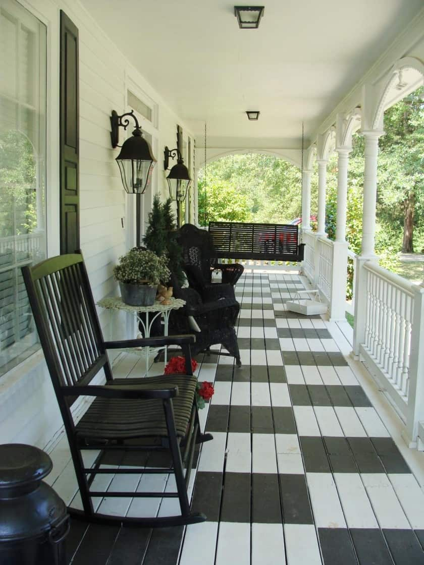 Outdoor chess ideas 3 Chess Floor Ideas To Present A Game Vibe In Any Room Of Your House
