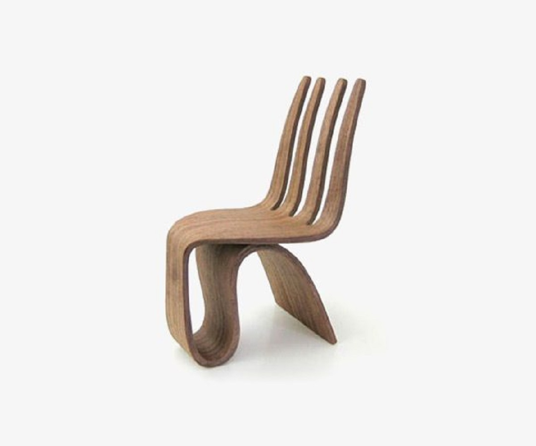 Seniora fork char The Most Artistic Sculptural Chairs To Add An Exhibition Touch In Your Home