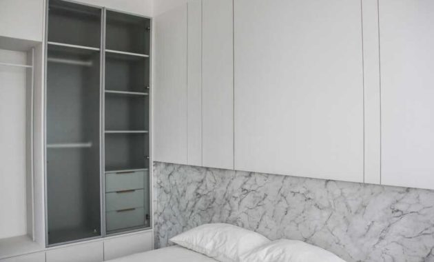 Cool student aparment with study areas that looks so warm and cozy 4
