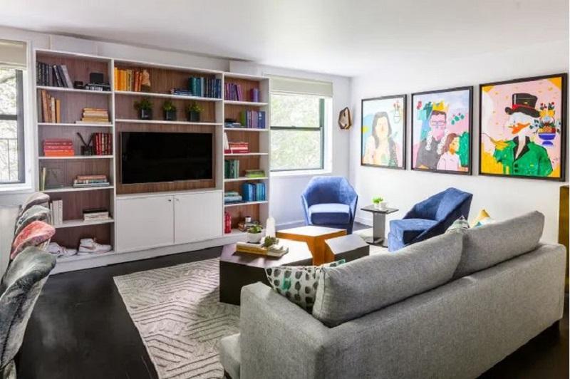 Modern Studio Apartment With Delightful Interior Design For A Single Man