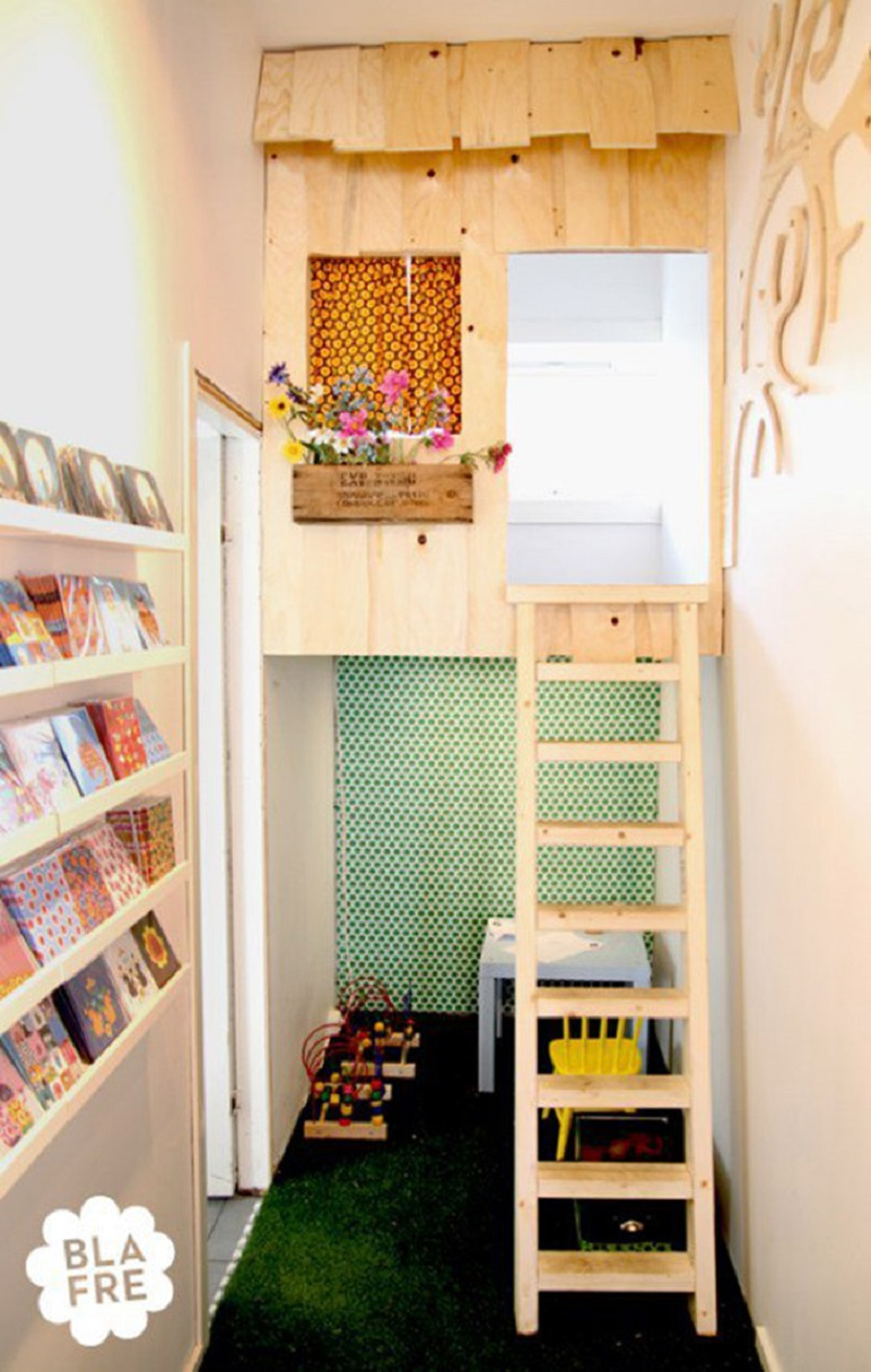 Perfect perch Entertaining Reading Nook For Your Kids To Enjoy The Wonderful Knowledge From Books
