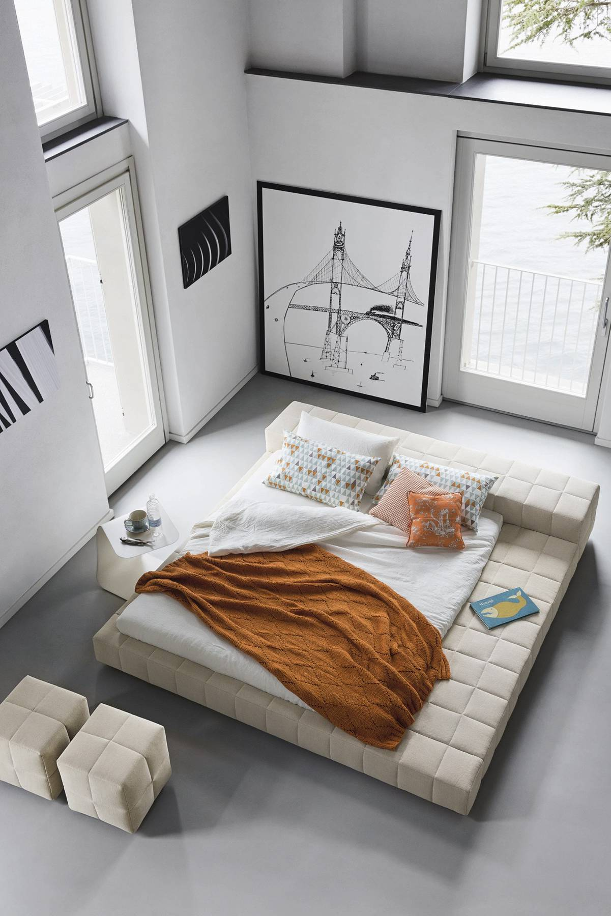 Aesthetic bed Charismatic Minimalist Bedroom Ideas That Low On Clutter But Big On Style