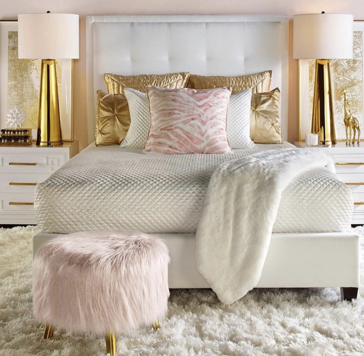 Gold Incomparable Perfect Guest Room Ideas To Have A Label Of Perfect Hosts