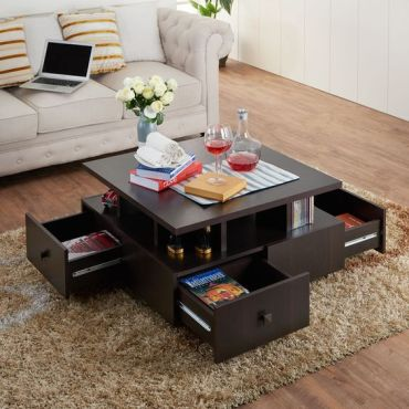04-a-coffee-table-with-open-shelving-and-drawers-will-save-much-space