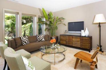 Living-room-corner-flower
