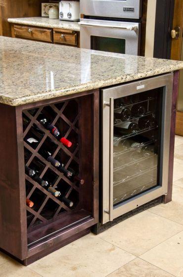 24-kitchen-island-with-a-wine-cellar