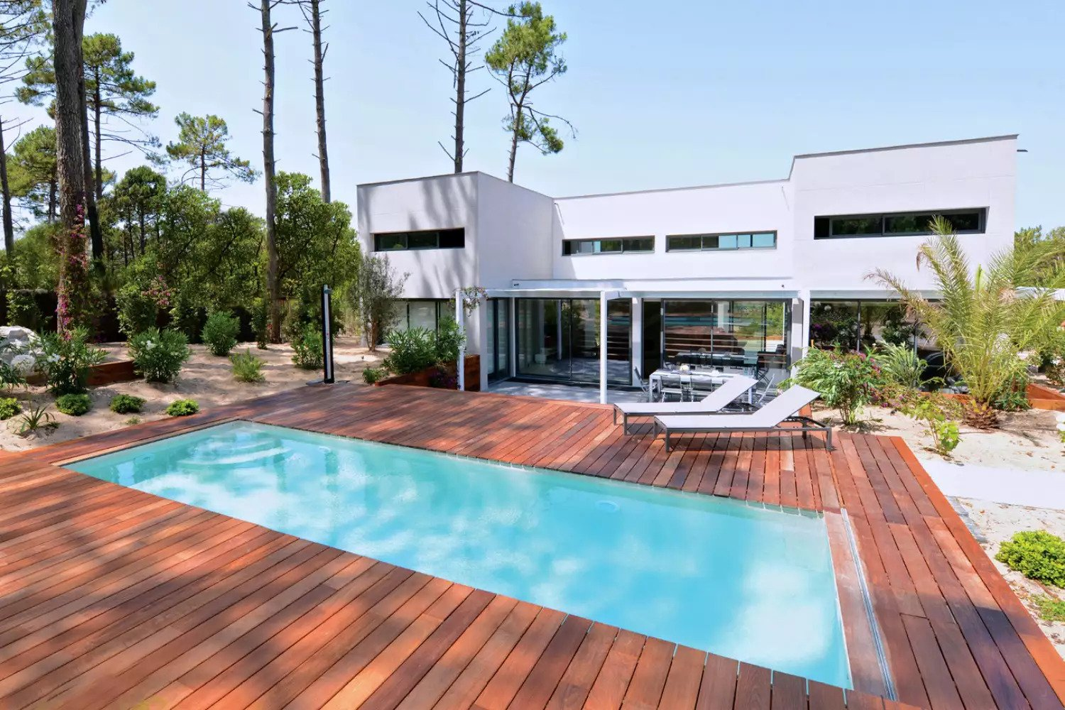 The Most Popular Swimming Pool Designs and Shapes