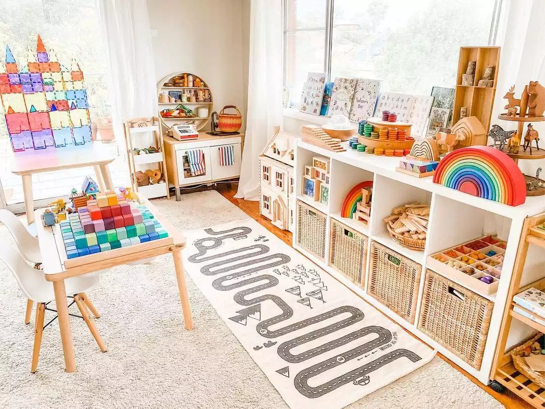 Playroom Storage Ideas To Get a Neat Room