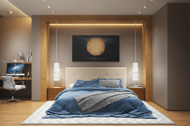 Subtle-indirect-bedroom-lighting