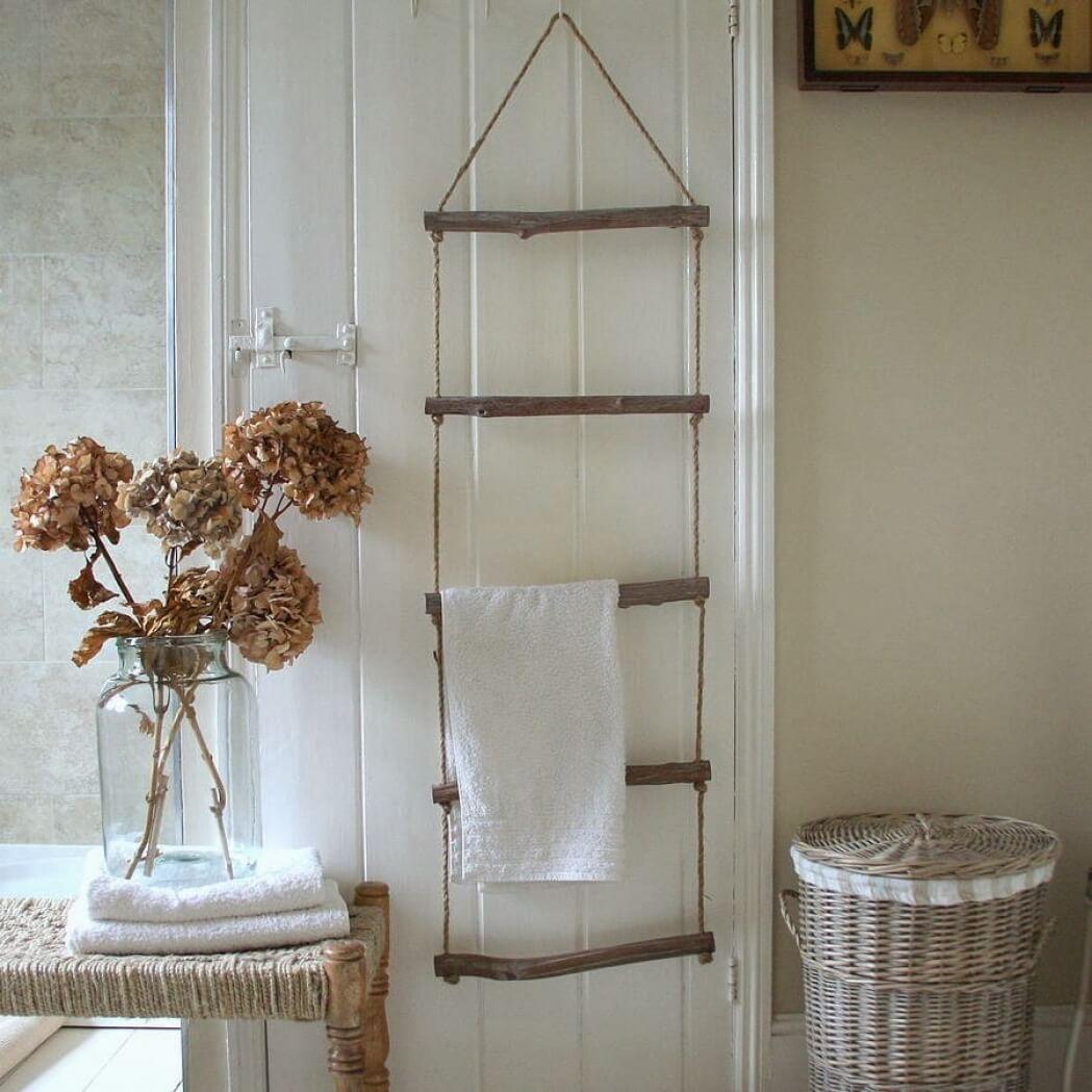 Wall-Hanging Bathroom Storage Ideas