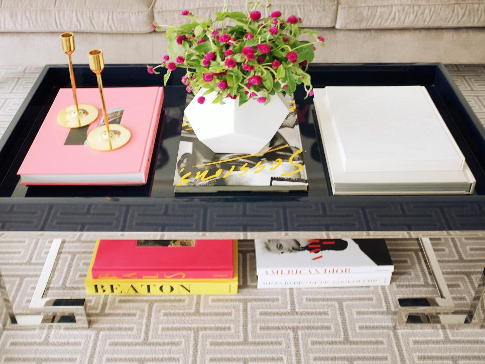 Simple yet Stylish Coffee Table Decor Ideas