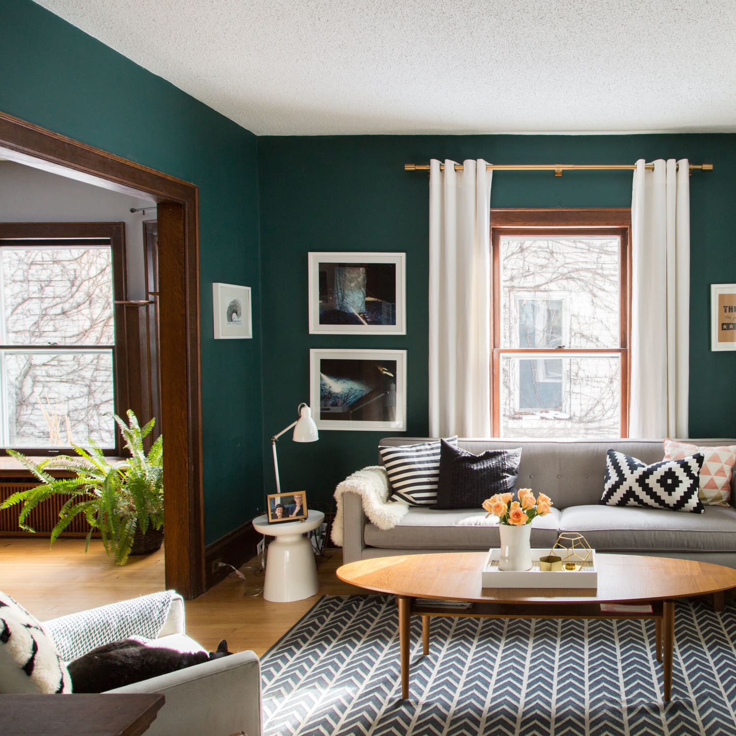 The Paint Color Ideas that Can Give Coziness to Your Living Room