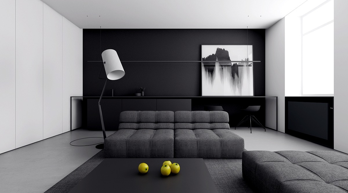 Black Living Room Ideas to Look Sophisticated and Stylish for Years to Come