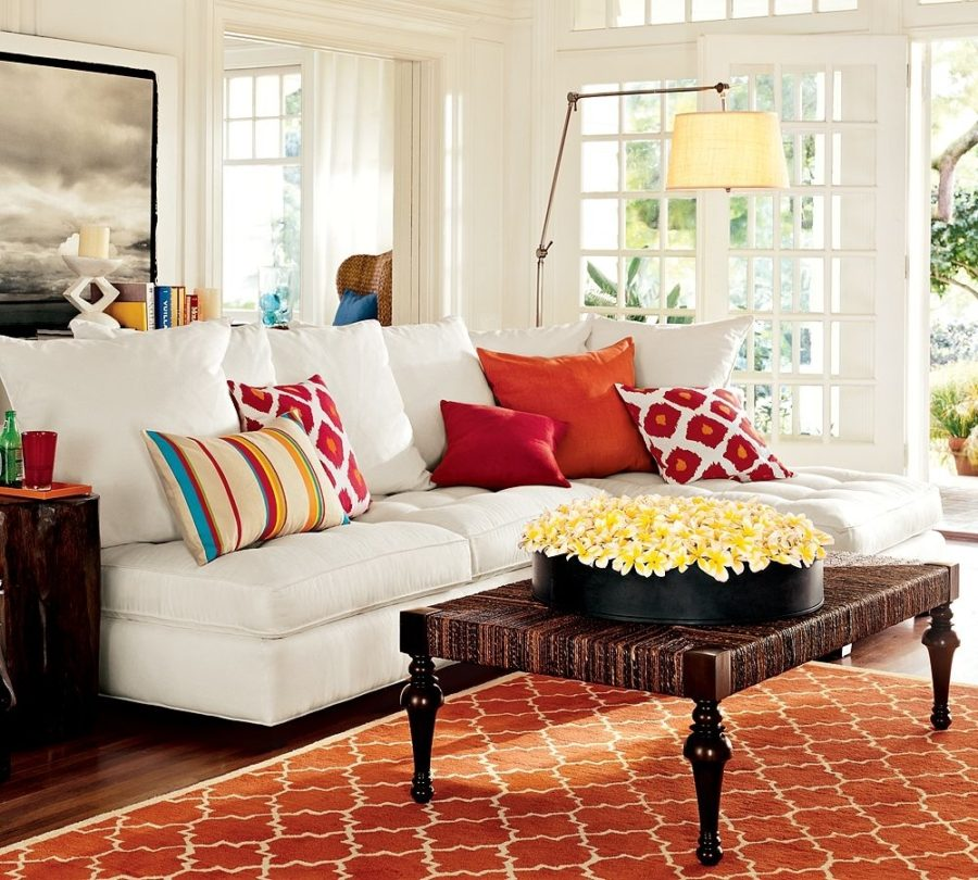 Cozy and Inviting Fall Living Room Decoration Ideas