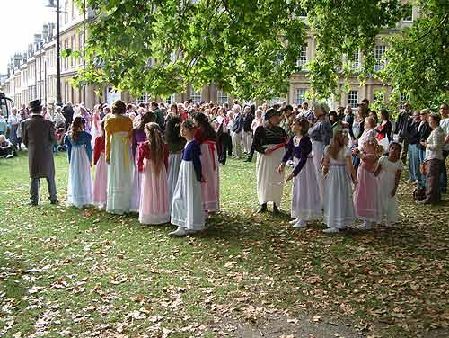 The Jane Austen Festival, Bath (6/6)