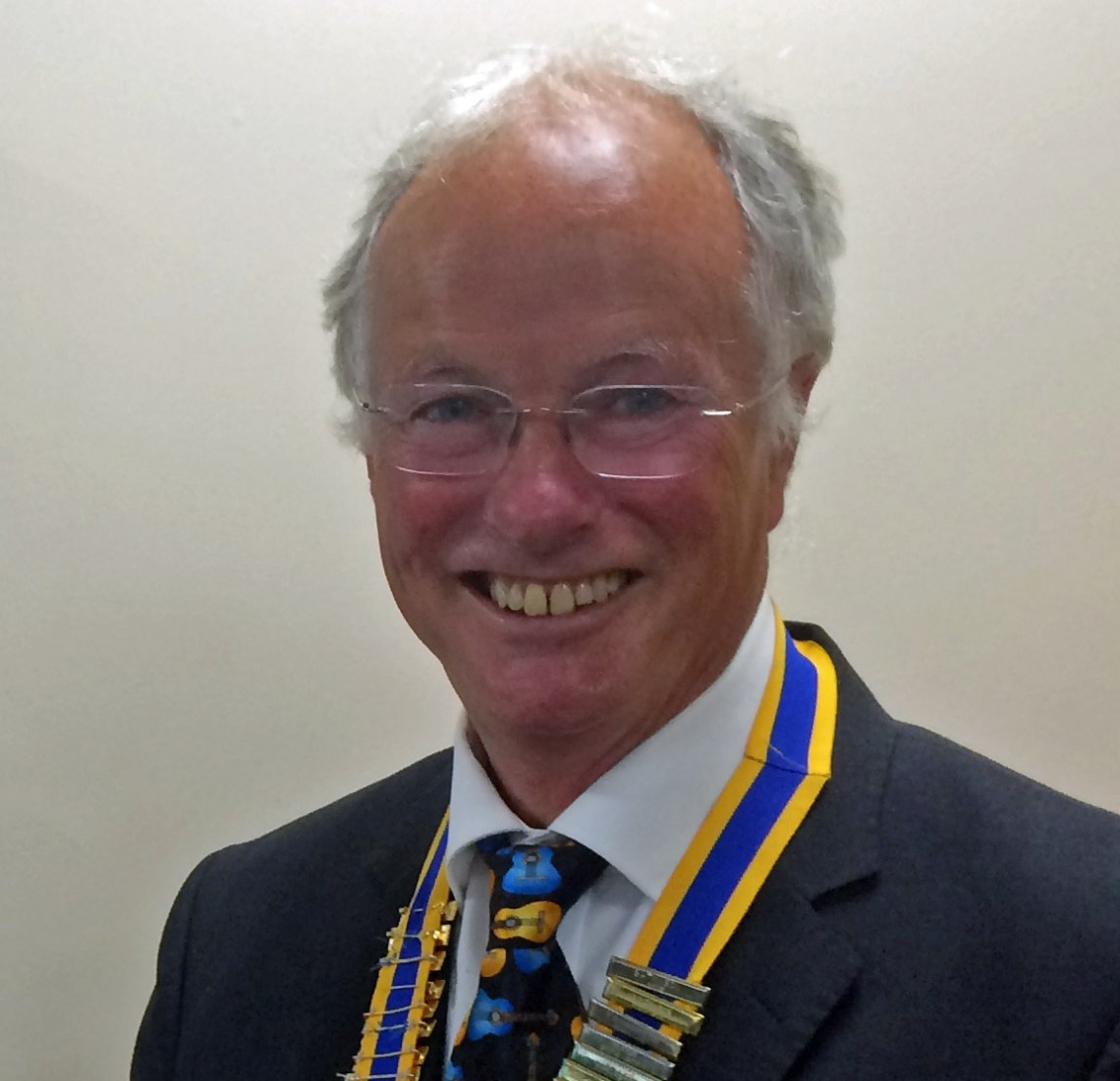 Message from Scott Wolstenholme, President 2016/17 of the Rotary Club of Roundhay