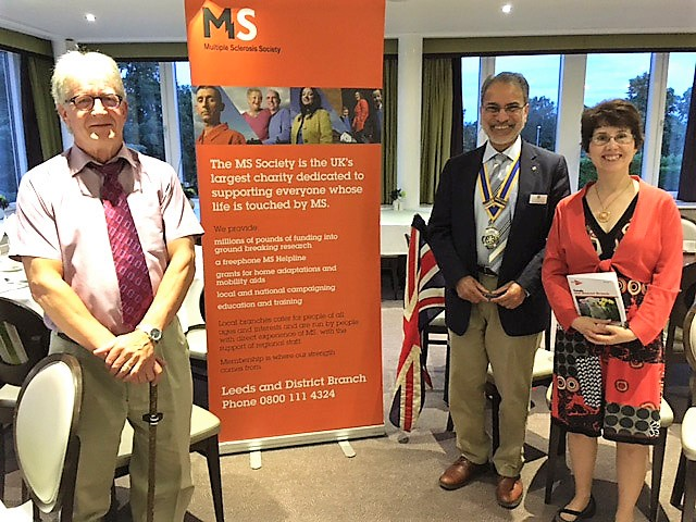 The Multiple Sclerosis Society Leeds Branch