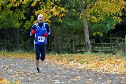 Harewood Trail Race
