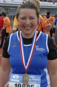 Amsterdam Marathon 11