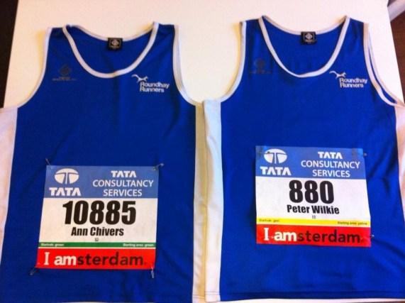 Amsterdam Marathon 17