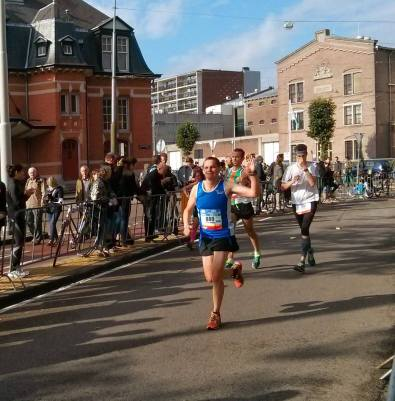 Amsterdam Marathon 21
