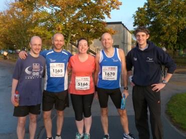 Yorkshire marathon 12