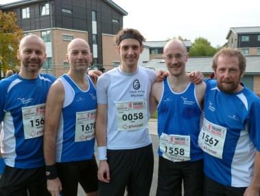 Yorkshire marathon 14