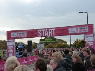 Yorkshire marathon 18