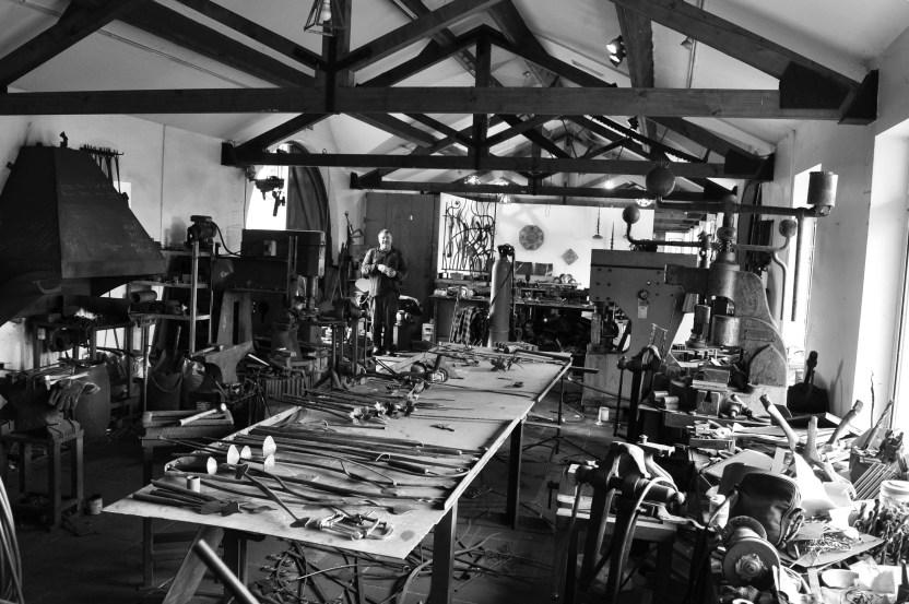 Blacksmith Stephen Quinn Ireland