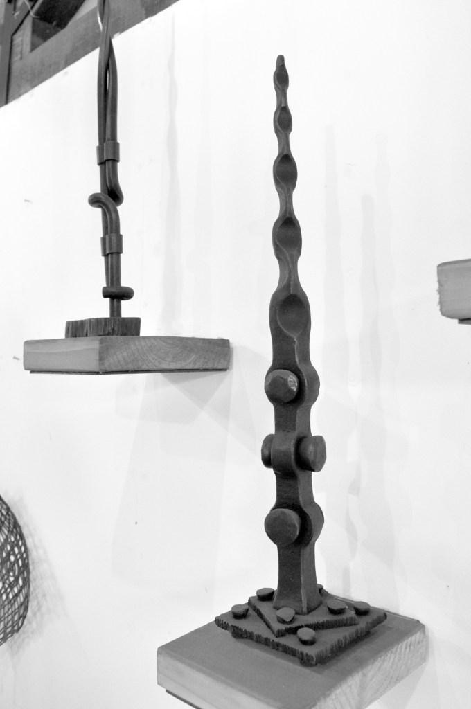 Forged iron Stephen Quinn Blacksmith