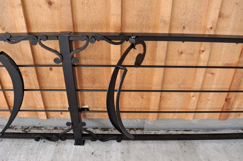 Brattleboro Music Center Bike Rack