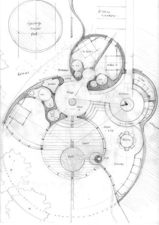 kirkland fraser moor « round houses