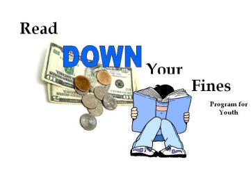 Read Down Your Fines