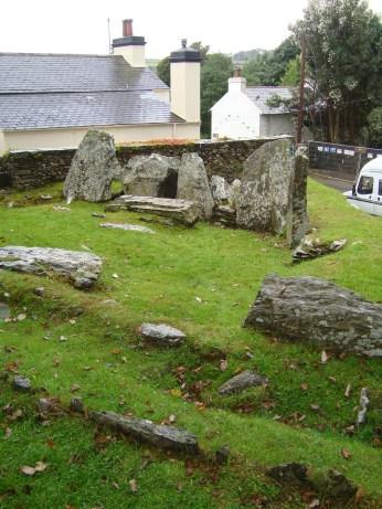King Orry's Grave. Image: Rachel