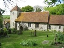 Telscombe church