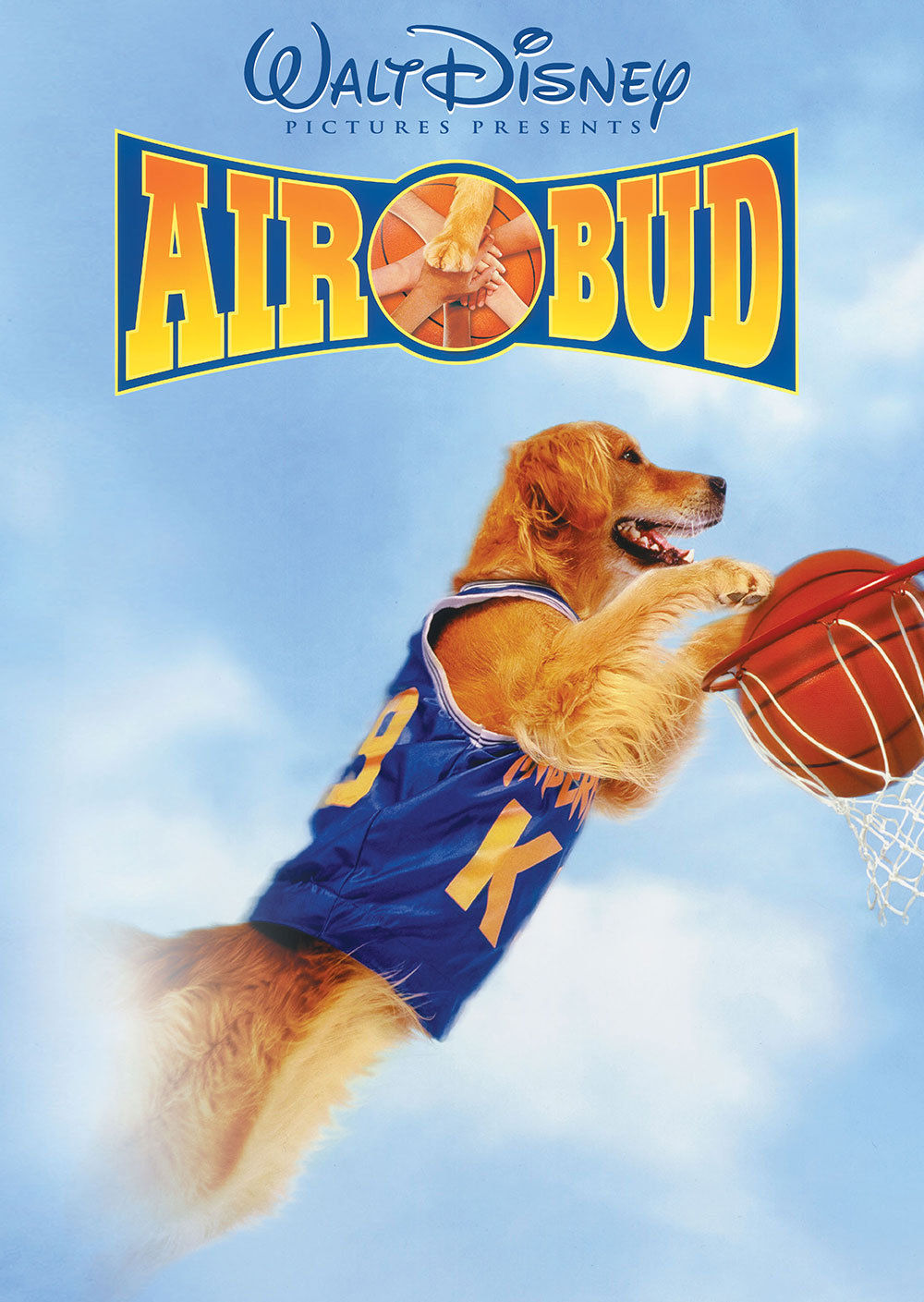 Family Movie At The Library AIR BUD August 5 2016