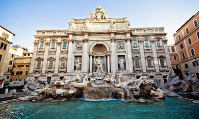 Rome-City-Break-Trevi-Fountain