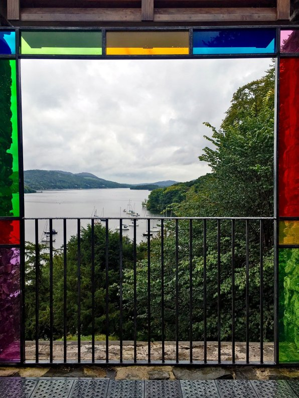 claife viewing station lake windermere