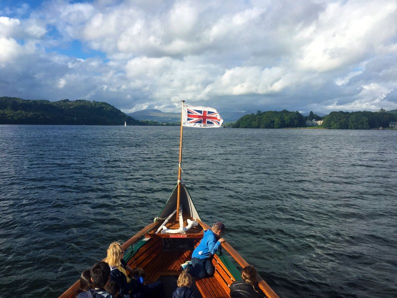 lake windermere steamboat cruise
