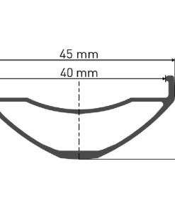 DT Swiss M 582 Wide MTB Rim
