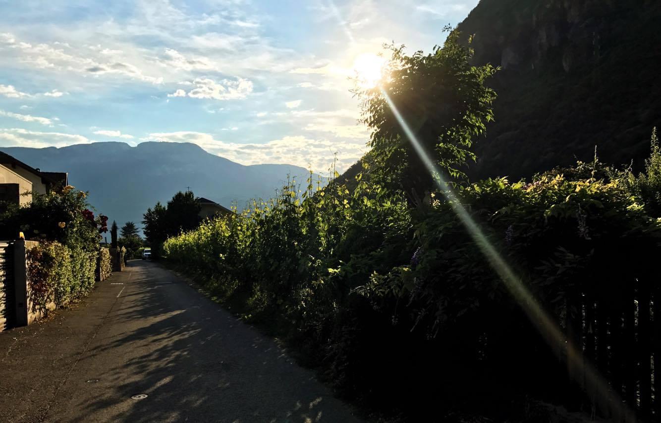 Bolzano Italy Travel Countryside