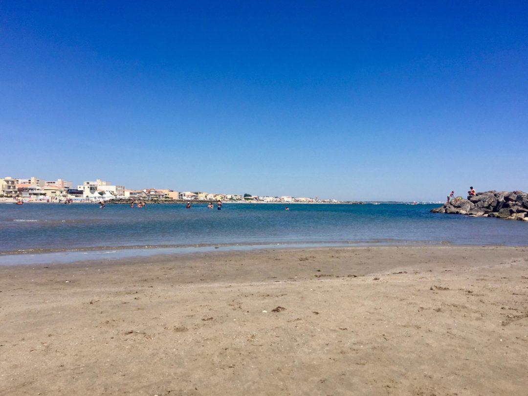 Carnon Plage Mediterranean Sea Montpellier France