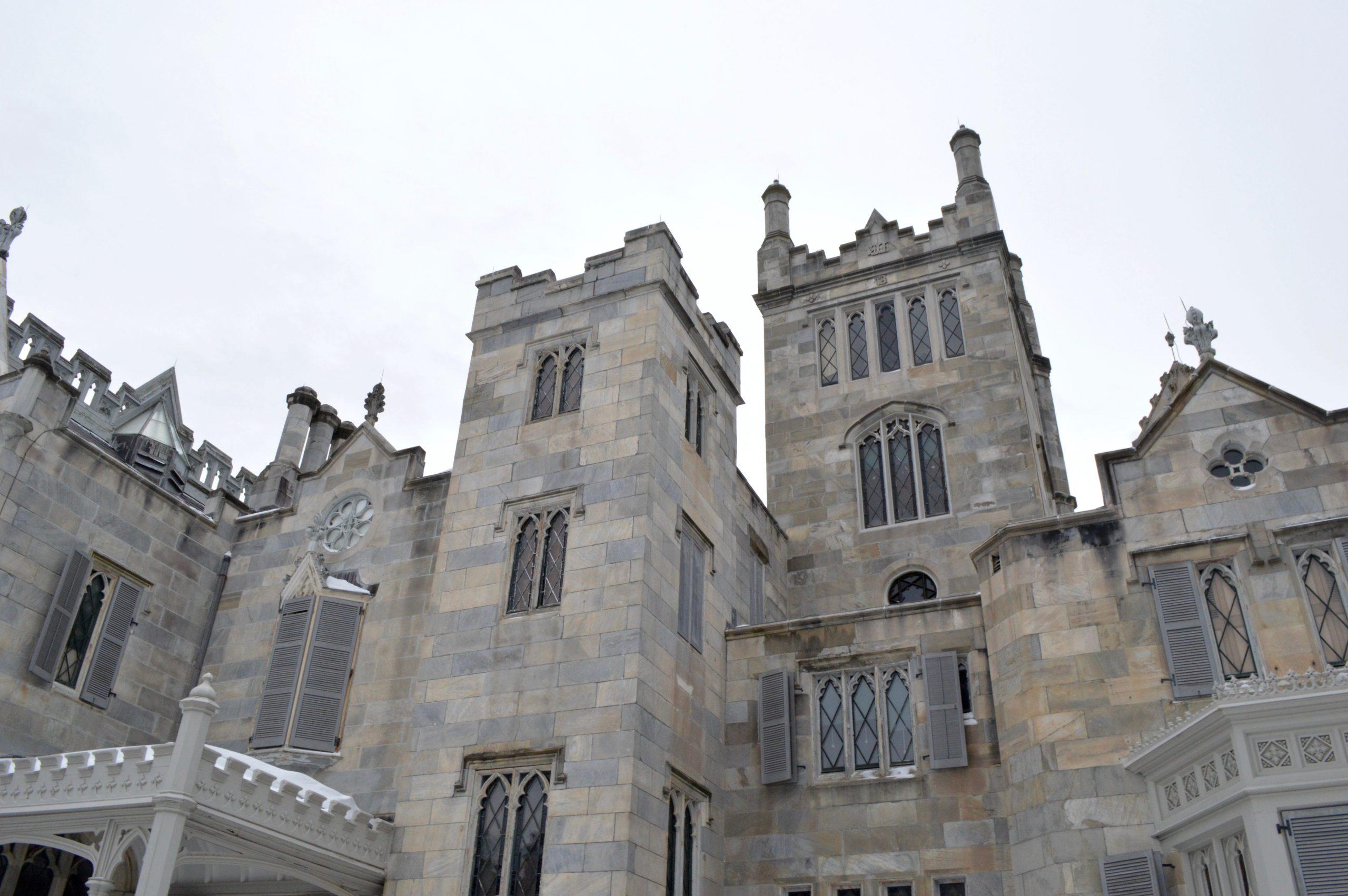 Lyndhurst Manor New York City Castle
