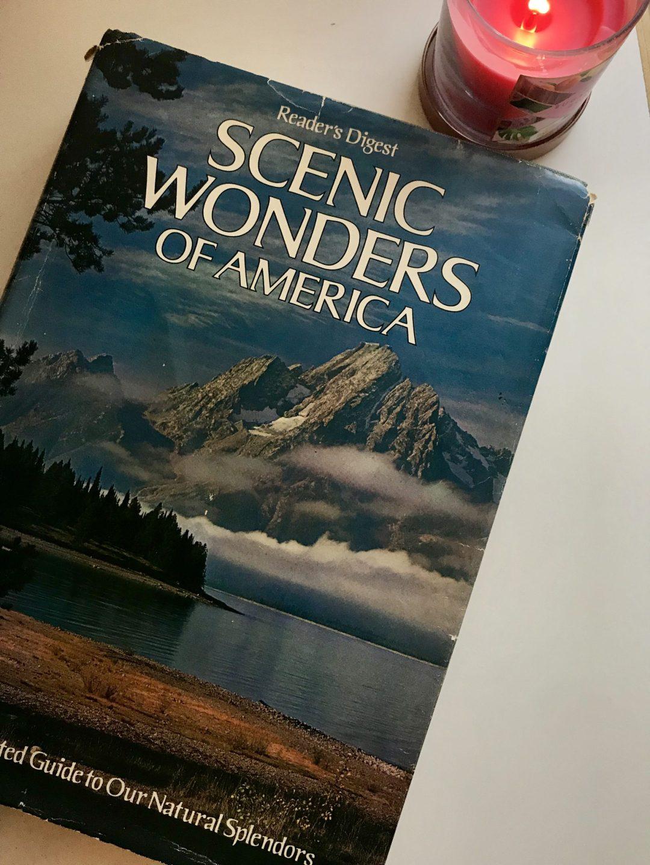 Reader's Digest Scenic Wonders of America Antique