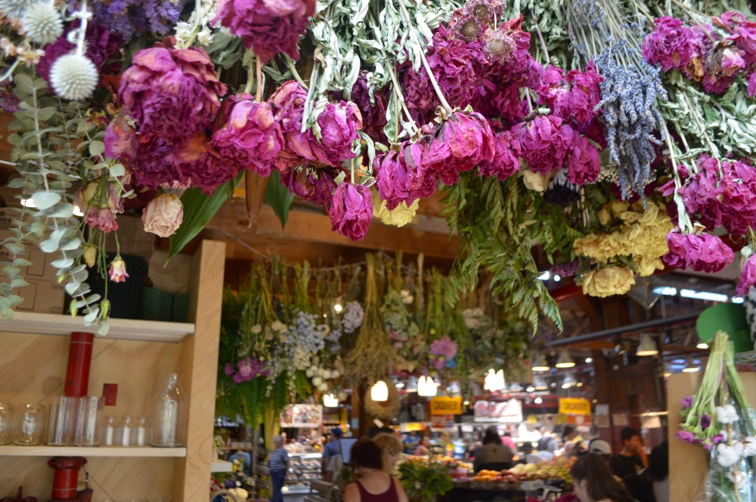 Dried Flowers OLF Co Granville Island