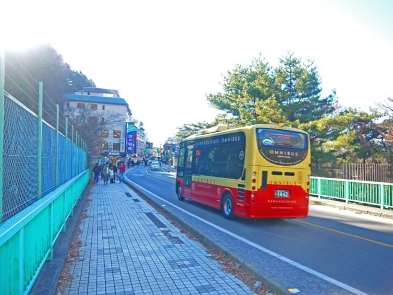 富士山 | 巴士 | 山梨 | 巡日旅行攝