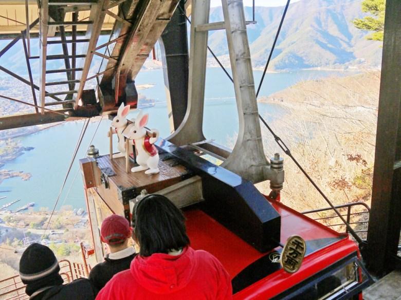 鳥瞰河口湖 | 富士山 パノラマロープウェイ | Ropeway | Fujisan | Yamanashi | RoundtripJp
