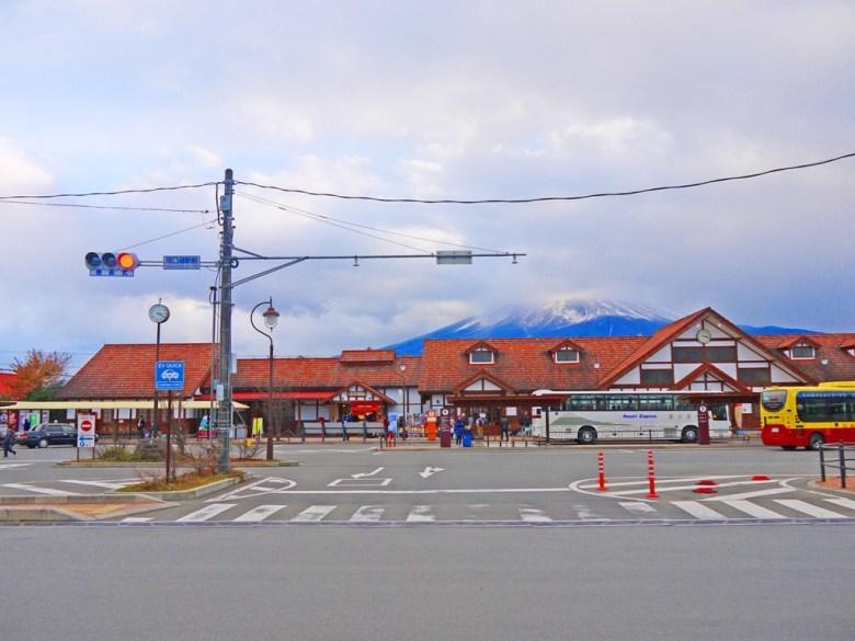富士山 | 河口湖駅 | 山梨 |巡日旅行攝